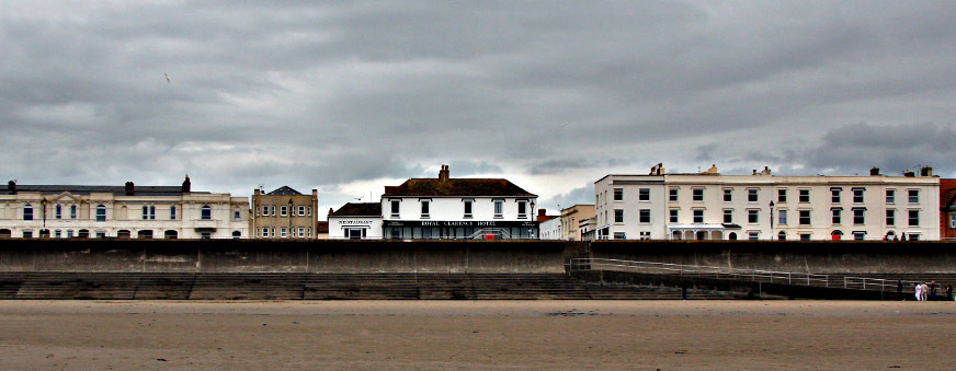 Burnham on Sea, North Somerset, UK