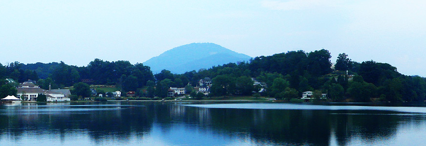 Taken at Lake Junaluska, North Carolina, in the Blue Ridge Mountains